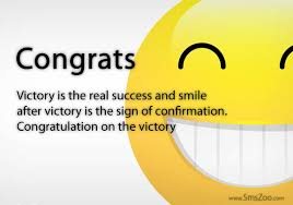 congrats sms wishes 2015 congratulation text messages