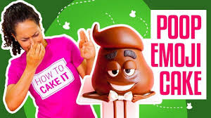 how to how to make poop from the emoji movie out of cake yolanda gp