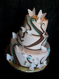 Butterfly Wedding Cake The Wedding Specialiststhe Wedding