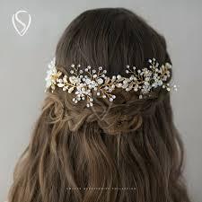 rhinestone hair aliexpress buy bohemian pearl rhinestone hair band tiara