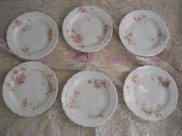 vintage china with pink roses 6 antique pink roses theodore haviland limoges