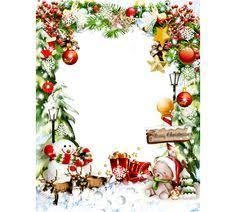 merry frames png new year frames templates