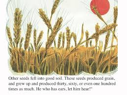 the parable of the sower and the seed youtube