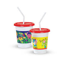 plastic cups with lids polystyrene plastic kids cups combo packs us