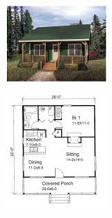 cabins plans and designs cabin plans single room plan one bedroom with loft floor small 3
