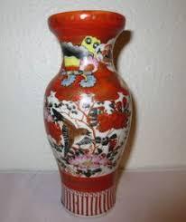 Japanese Kutani Vases Japanese Kutani Vase By Seto Artist Signed Ebay The Typical