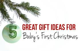 5 great gift ideas for baby u0027s first christmas ebay