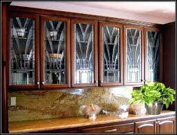 Glass Inserts For Kitchen Cabinet Doors Cabinet Door Glass Inserts Frosted Kitchen Cabinet Doors Toronto