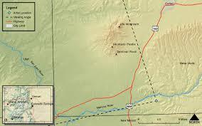 Map Of Southwest Colorado by Mesa Verde Co April 2014 Michigan Traveler Mesa Verde Maps