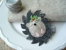felt animal ornament patterns affordableochandyman