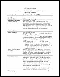 Sample Financial Report Template Analysis Report Doc Company Sample Doc Sample Financial