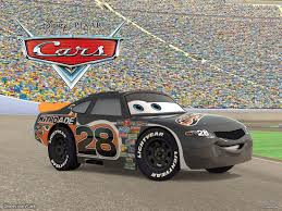 cars movie aiken axler race car from pixar cars movie desktop wallpaper