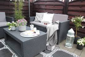 floors u0026 rugs wicker patio furniture set and patio cushions with