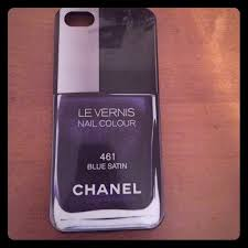 50 off accessories chanel nail polish inspired iphone 5 5s case