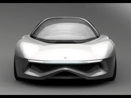 exclusive future car rendering 2016 pininfarina sintesi 2008 car design news