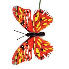 aliexpress com buy 20pcs colorful butterfly garden ornament