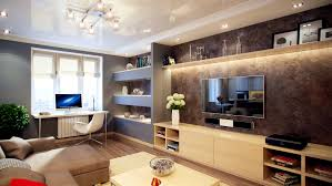 apartments prepossessing living room wall decoration for