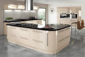 Gloss Kitchen Cabinets by Cream Gloss Kitchen Kitchen Ideas Pinterest Cream Gloss