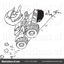 atv clipart 439401 illustration by toonaday