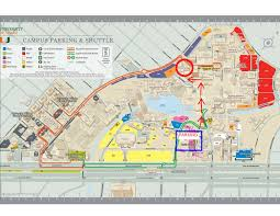 Map Of Florida Colleges by Directions Parking Maps For Miami Law University Of Miami