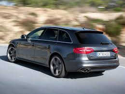 the b8 audi a4 avant is now a great deal