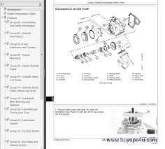 john deere 6076 engines component technical manual pdf