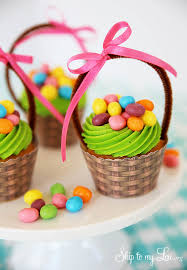 Simple Easter Cupcake Decorations by The Ultimate Guide To Easter Printables