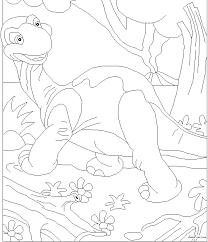 dinosaur pictures print color