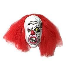 killer clown mask killer clown mask fancy dress mask