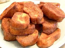 la cuisine portugaise tranches d or rabanadas recettes de la cuisine portugaise