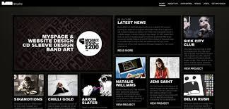 design magazine site 20 inspiring newspaper and magazine style web designs creativecrunk