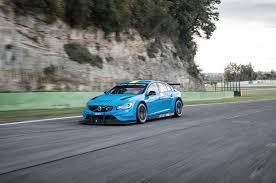 Volvo Wtcc Polestar S60 Track Drive Review Motor Trend