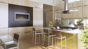 Kitchen Island And Bar Living Room Chic Napoleon Fireplace On White Cabinet Matched With