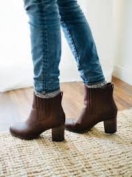 Lean Socks How To Wear Ankle Booties With Jeans Part Ii Socks