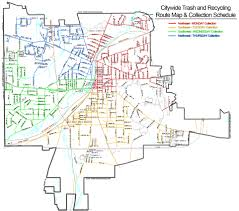 Map Of Ohio Cities by New Trash Service Kent 360 Kent Ohio
