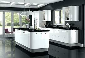 meuble cuisine laqué noir cuisine laquee cuisine laque noir meuble cuisine noir laque
