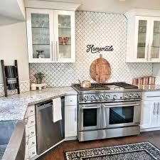 Removable Kitchen Backsplash Hgtv A Removable Kitchen Backsplash For Renters