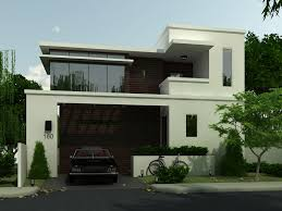 Modern Home Designs Simple Modern Home Design New On House Plans 390003