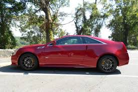 2012 cadillac cts colors test drive 2012 cadillac cts v coupe u s report