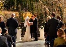 Wedding Planners In Utah Summer Wedding In The Mountains At The Silver Fork Lodge In Little
