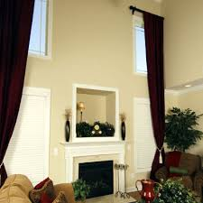 Curtains Extra Long Custom 2 Story Drapes Curtains Charlotte Raleigh How Much