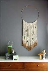 Diy Paintings For Home Decor Best 25 Woven Wall Hanging Ideas On Pinterest Weaving Weaving