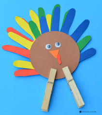 30 turkey crafts and activities for the classroom one sharp bunch
