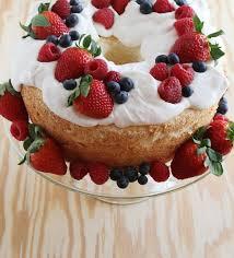 emma u0027s birthday cake angel food angel food cakes food cakes