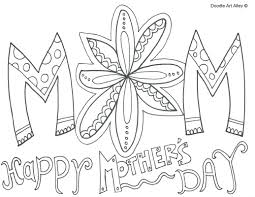 happy mothers day coloring pages from daughter nana print mother