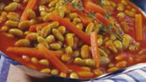 cuisiner des flageolets flageolets verts à la tomate recette par d aucy