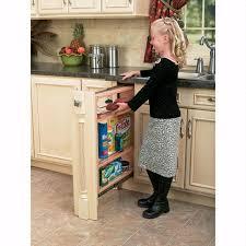 rev a shelf filler pullout organizer w adjustable shelves for base