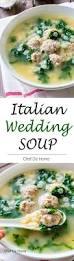 Italian Soup by One Pot Italian Wedding Soup Recipe Chefdehome Com