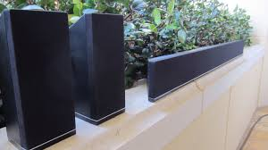 vizio home theater systems the vizio 42 u2033 5 1 sound bar u2013 the daily canary