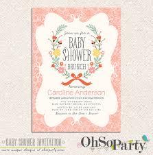 baby shower lunch invitation wording brunch baby shower invitations cimvitation